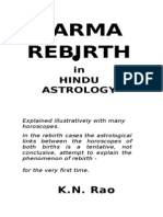 Karma and Rebirth in Astrology