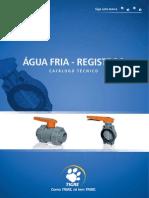 Catálogo Tigre Registros