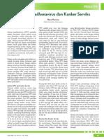 13. Praktis-Human Papillomavirus Dan Kanker Serviks