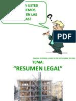 14 Present Resume Legal