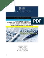 METODO DE CASO LÓGICO UNILATE TEXTILES