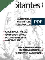 Revista Habitantes n1 Julio