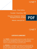 QNET Fact Sheet