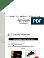 Presentasi - Steinway