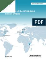 Evaluation of UN-Habitat Liaison Offices