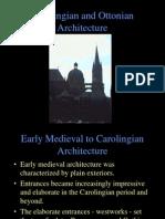Carolingian & Ottonian Architecture