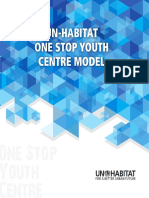 UN-Habitat One Stop Youth Center Model
