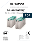 Mastervolt Li Ion Battery Manual