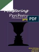Mastering Psychiatry 2013 (Final)