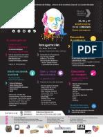 Cartel y Programa FAUN2013
