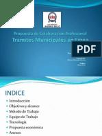 Presentacion Informe Metodologia de Software