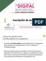 Inscripcion Ciudadania Digital