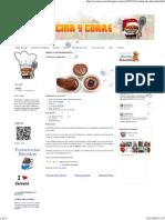 Cocina y Corre_ Coulant de Chocolate