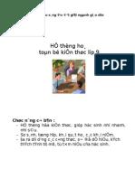 Tong Hop Kien Thuc Hoa Hoc 9