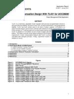 Slua671 Compensation Design With TL431 for UCC28600