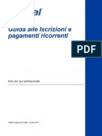 Manuale Paypal