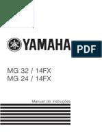 MIX Yamaha Mg32 14fx Pt