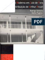 Arquitetura Moderna em Juiz de Fora A Contribuição de Arthur Arcuri