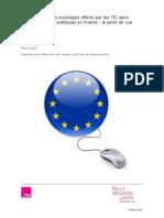 Usage du numérique dans les bibliothèques française