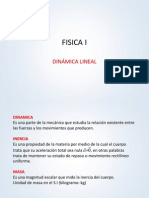 Dinamica Lineal 2013-II