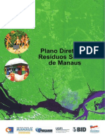 Plano Diretor Residuos Solidos Manaus