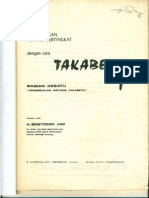 Takabeya BOOK 1