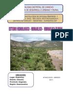 Estudio Hidrologico Ok