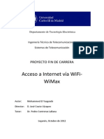 Proyecto WIFI Wimax