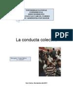 La Conducta Colectiva Jesenia