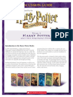 hp book1 discussion guide