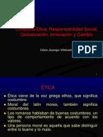 Nº 2 Conducta etica, responsabilidad social, globalización, cambio.