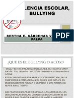 Violencia Escolar Bullying