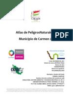 Atlas de Peligros Carmen 2011