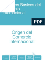Aspectos Básicos del Comercio Internacional