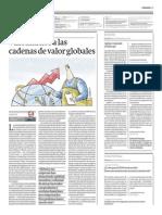 """""""Vincularnos a las Cadenas de Valor Globales""""- Carlos Anderson"""