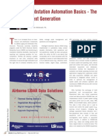 Substation Automation Basics - The Next Generation