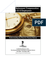 Deferred Retirement Compensation for Career K-12 Employees