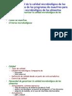 Calidad Microbiologica