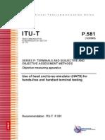 T-REC-P.581-200912-I!!PDF-E