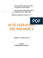actualizacion tecnologica