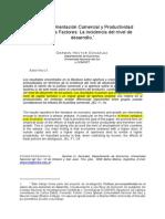 Determinantes Ptfgonzalez(Prod Total d Los Factores)