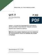 T-REC-P.502-200005-I!!PDF-S