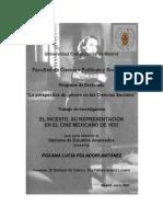 El incesto, su representación en el cine mexicano de 1933_Roxana Foladori