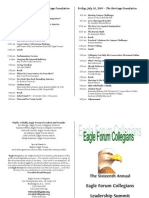 Collegians Leadership Summit '09