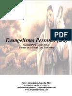 Evangelismo Personal 2.0 (Dios Habla Hoy)