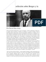 Brevísima reflexión sobre Borges y la memoria