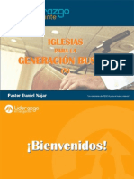 IGLESIAS PARA LA GENERACIÓN X ppt.