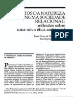 Barbosa e Drumond - Direitos Da Natureza Em Uma Sociedade Relacional