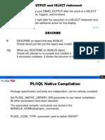 Iflex PLSQL 10g New Features