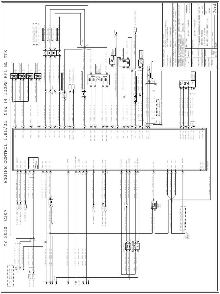 diagrama motor